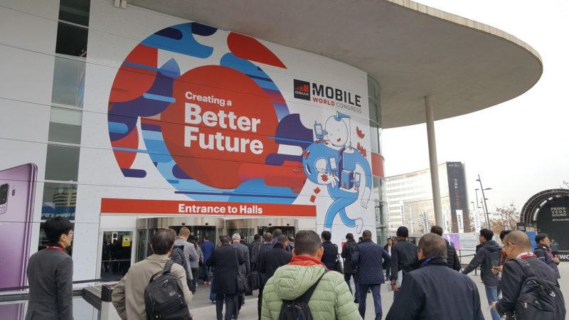 Traductam: crónica del Mobile World Congress 2018