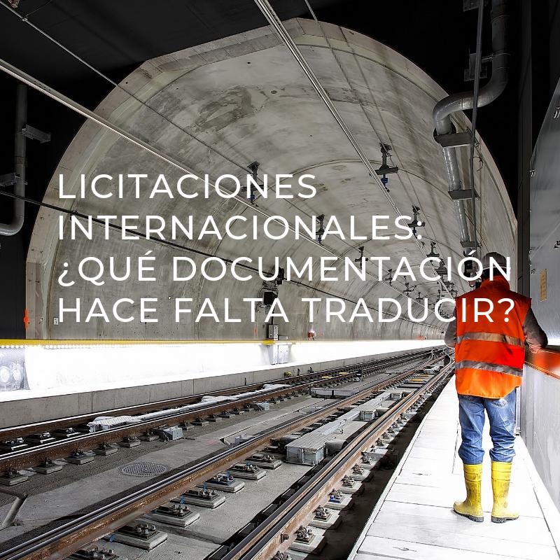 Traductam: servicios de traducción para licitaciones internacionales