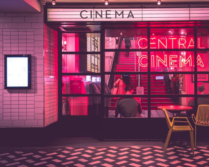 La interpretación en el mundo del cine